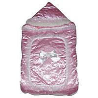 Конверт-одеяло Сніговичок детский
