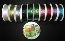 Люрекс АDELE (металлизированная нить плоская)