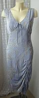 Платье женское нарядное шикарное бренд Fenn Wright Manson р.46 5340