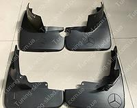 Брызговики Мерседес МЛ В 164 (оригинальные брызговики на Mercedes ML W164)