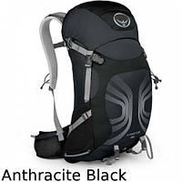 Рюкзак Osprey Stratos 26 Anthracite Black (чорний) M/L