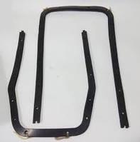 Прокладка картера блока цилиндров дв. а/м КамАЗ (740-1009040) (3737)