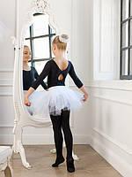Детская юбка должна соответствовать виду танца