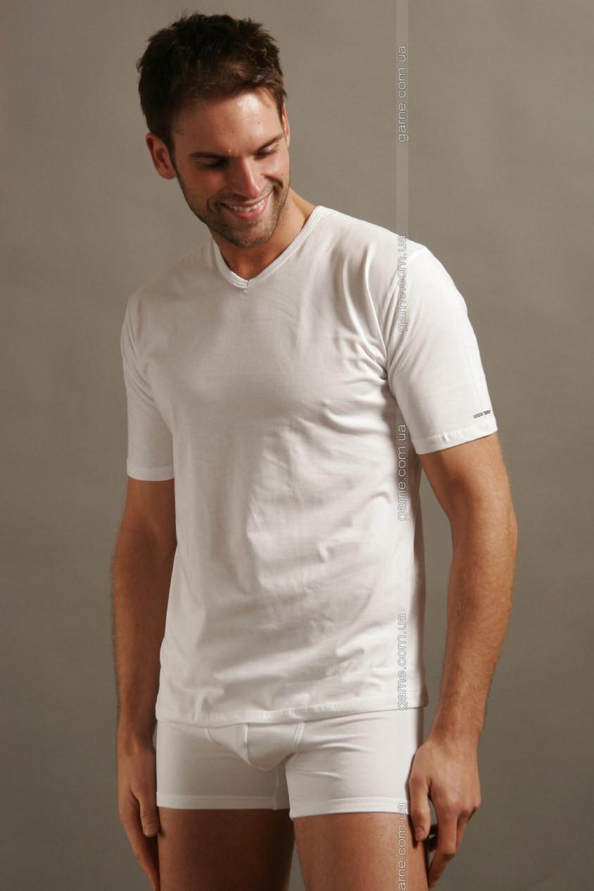 Мужская футболка.Польша