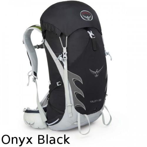 Рюкзак Osprey Talon 33 Onyx Black (чорний) M/L