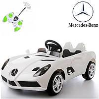Электромобиль детский с мягкими колесами Mercedes SLR McLaren