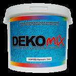 """Штукатурка акриловая Фасадная """"Короед"""" """"DekoMix"""" (1,5/2,0мм), 25 кг"""