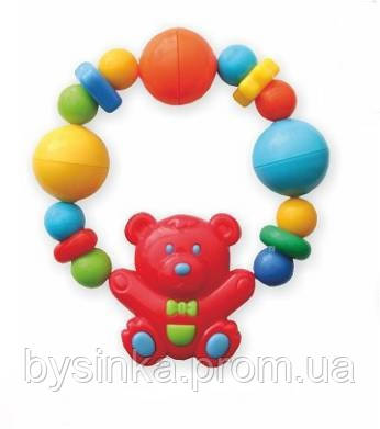 """Baby Mix SK/A132 Погремушка """"Мишка с шариками"""""""