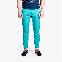 Штаны чинос White Sand Chinos Pants Cyan, фото 1