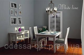 Комплет мебели белая линия