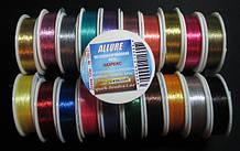 Люрекс АLLURE (металлизированная нить, круглая)