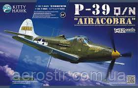 'P-39 Q \ Airacobra\'   1\32   KITTY HAWK