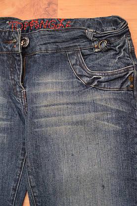 Женские джинсы укороченные 28, фото 3