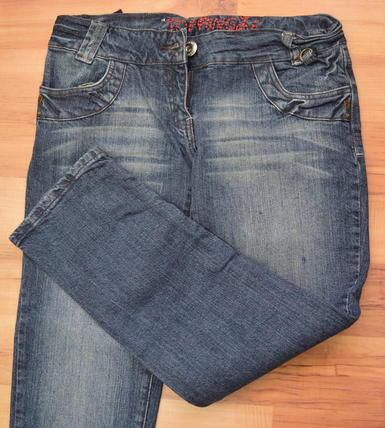 Женские джинсы укороченные 28, фото 2