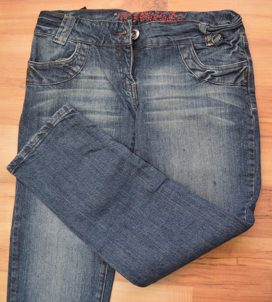 Женские джинсы укороченные 28