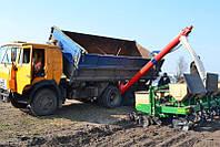 Завантажувальний шнек НБШ-250/4 до автомобіля КамАЗ-55102 продуктивність 1 тонна за хвилину, фото 1
