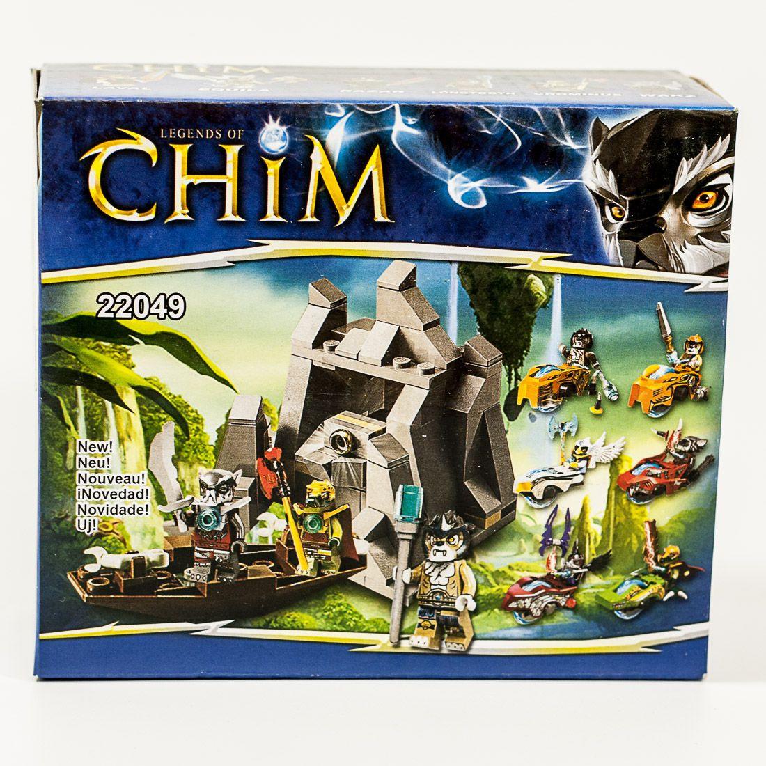 """Конструктор CHIM """"Пещера Клана"""" 22049"""