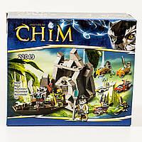 """Конструктор CHIM """"Пещера Клана"""" 22049, фото 1"""
