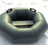 Санки- ватрушки ( тюбинг) надувные большие всесезонные зима-лето 120 см