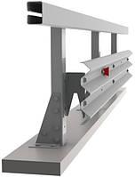 Ограждение мостовое металлические барьерного типа 11МО мостовое ограждение барьерное ограждение