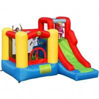Детские надувные игровые центры, батуты