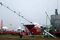 Стационарный шнек СШ – привод от электродвигателя, фото 1
