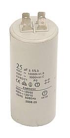 Конденсатор 10μF 450V (нож-4)