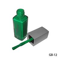 Клей-краска для тела с кисточкой. GB-12