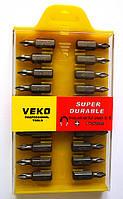Биты VEKO PH1*25MM ( 20 шт. в упаковке)