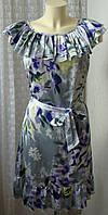 Платье женское летнее модное мини бренд Dorothy Perkins р.46 5316