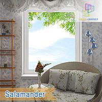 "Глухое окно Salamander Streamline 800x1400 ""Окна Маркет"""