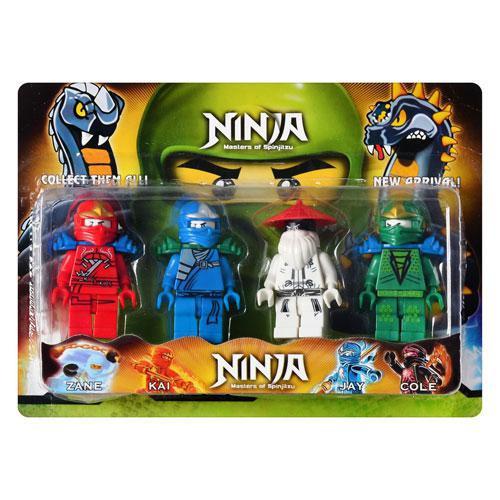 Конструктор 9268 Ninja (аналог Lego Ninjago)