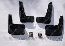 Брызговики Субару Форестер 4 (оригинальные брызговики на Subaru Forester 4)