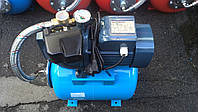 Pedrollo jswm 2AX (бак 24 л) (Педролло) 1.1 кВт насосная станция   поверхностная, фото 1