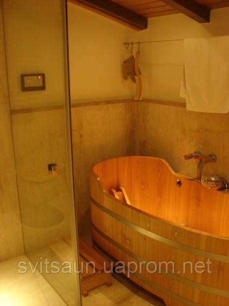 Гидромассажная ванна камбала  Blumenberg 135 x 73