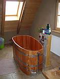 Гидромассажная ванна камбала  Blumenberg 135 x 73, фото 2