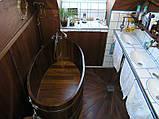 Гидромассажная ванна камбала  Blumenberg 135 x 73, фото 3