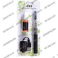Электронная сигарета CE5, 1100 mАh, Black, сигареты, электро-сигареты, электронные сигареты Ego