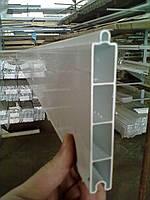 Вагонка пластиковая 16мм (ПВХ)