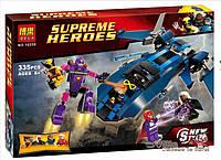 Конструктор Bela 10250 Супергерои, 335 деталей  , фото 1