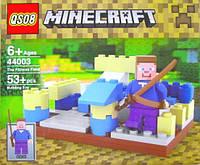 "Конструктор ""Minecraft"" 44003, 53 детали"