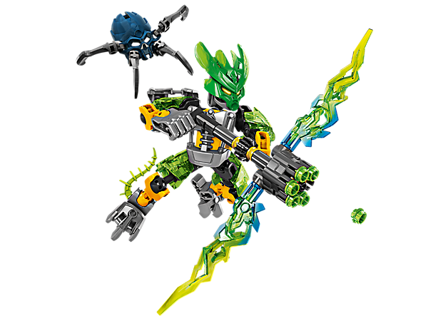 Конструктор 70778A Bionicle Страж Джунглей, 64 деталей