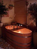 Гидромассажная ванна камбала  Blumenberg 151х73, фото 1