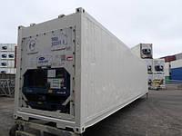 Рефрижераторный контейнер 40 футов 2000 гв. рефконтейнер