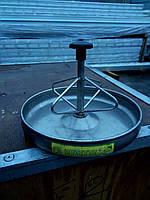 Годівниця для поросят з нерж.сталі 250мм на 2л