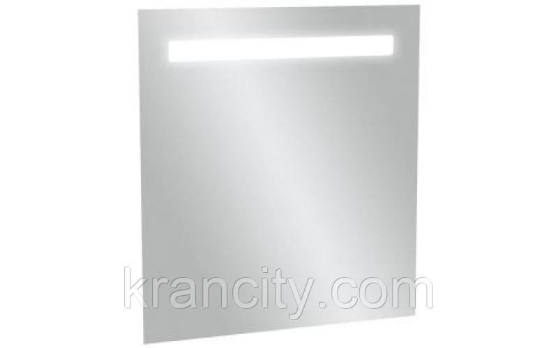 Зеркало для ванной комнаты Jacob Delafon Parallel EB1411-NF 60см. С подсветкой, анти-пар, Франция