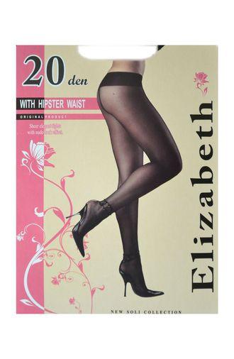 Elizabeth 20 Den WITH HIPSTER WAIST (низкая талия) размер-2