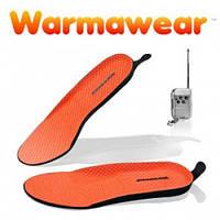Стельки с подогревом беспроводные Warmawear