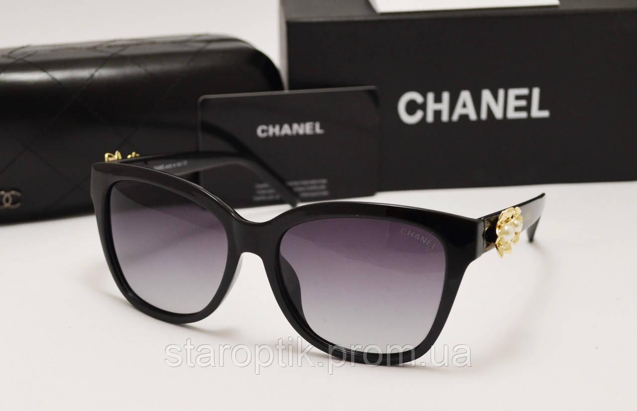53701421ccb8 Женские солнцезащитные очки Chanel 6106, цена 780 грн., купить в ...