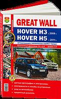 Great Wall Hover H3 / H5 Руководство по ремонту, инструкция по устройству и диагностике